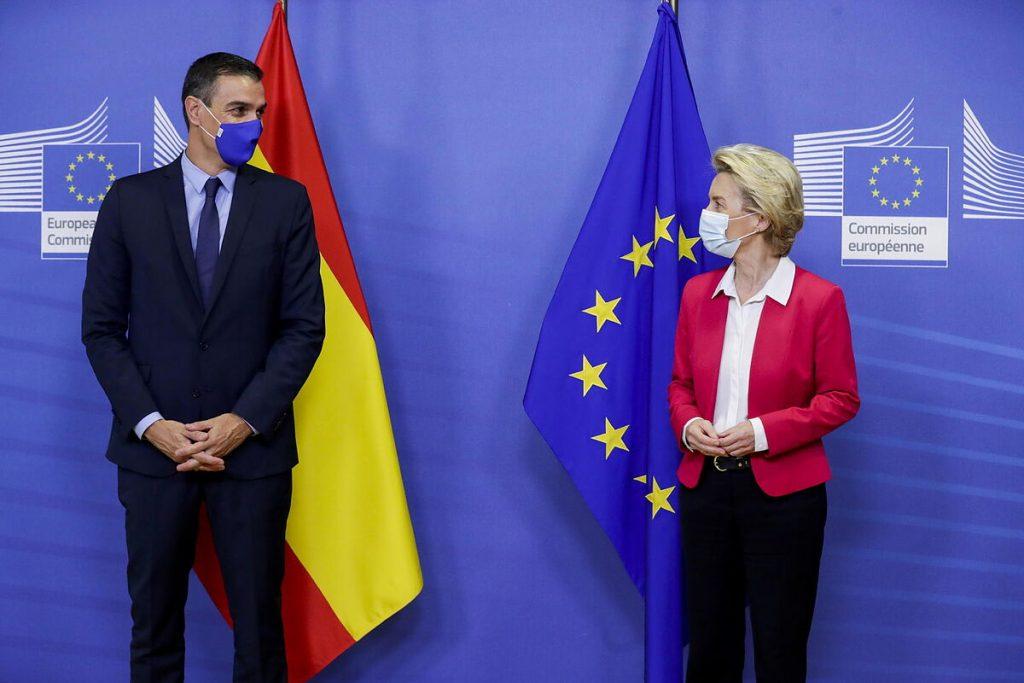 Pedro Sanchez advocates for the European Union to improve the vaccine delivery mechanism