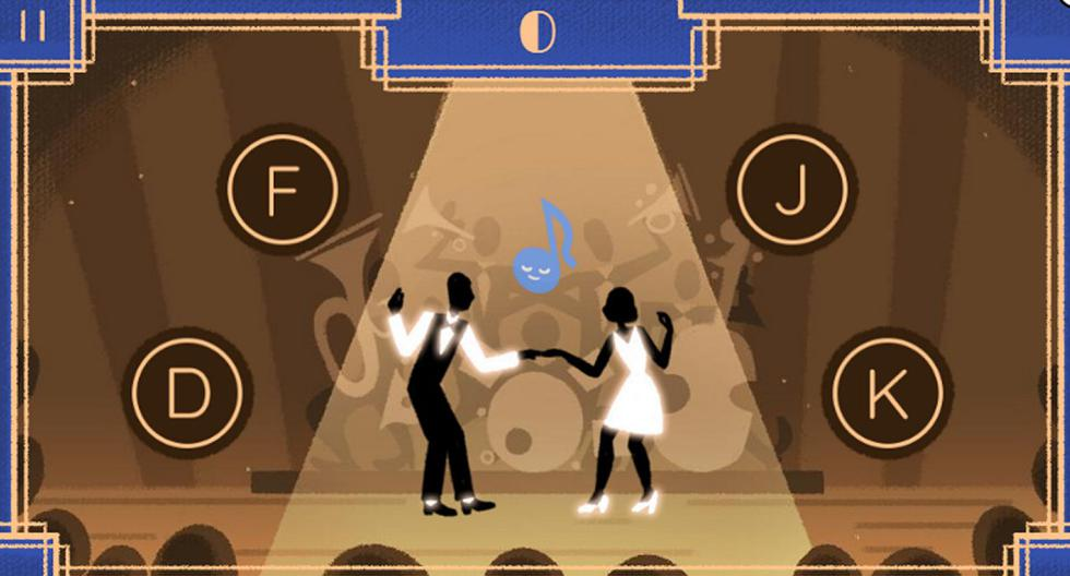 Savoy Hall |  Google |  Interactive Doodles respecting the swing |  United States |  New York |  NNDC |  Technique