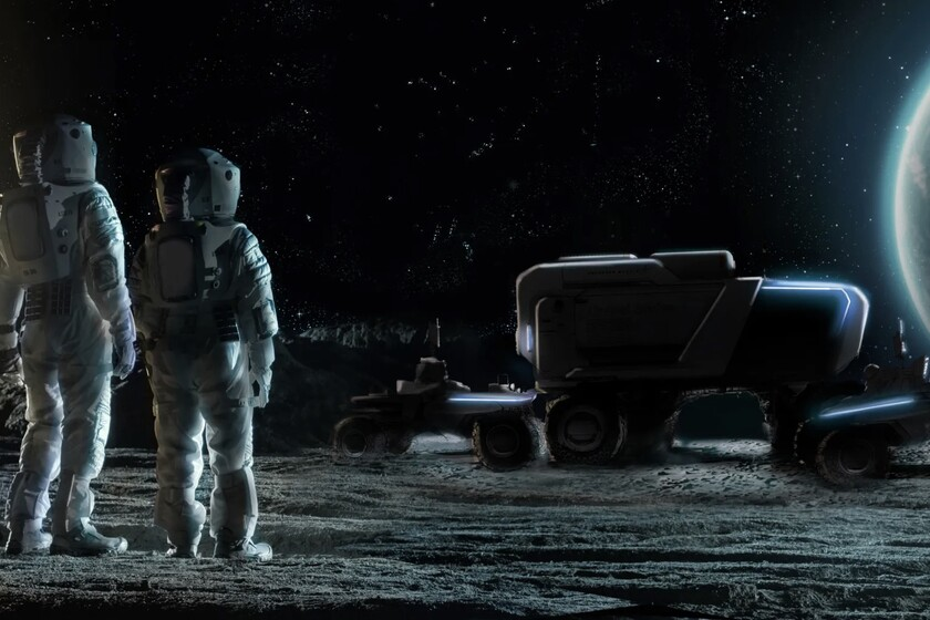 Lockheed Martin and General Motors are collaborating to develop an electric autonomous vehicle to take to the moon