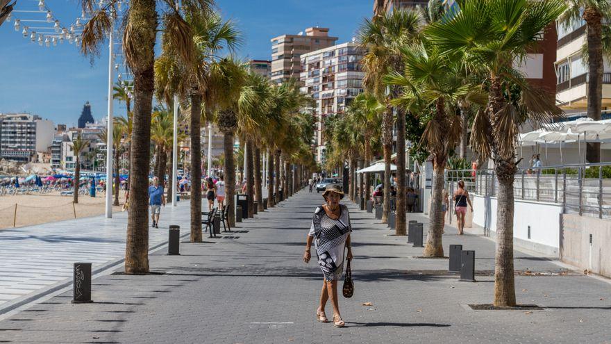 La Comunitat prevé recibir dos millones de turistas extranjeros en verano, más del doble que en 2020