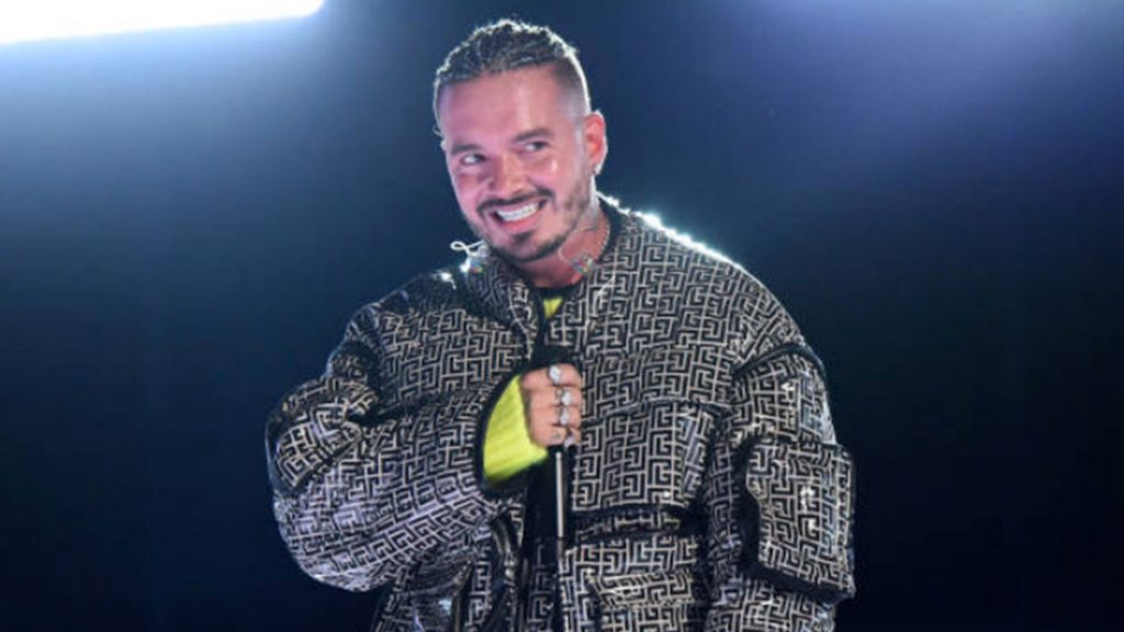 J Balvin was caught urinating in the street in broad daylight