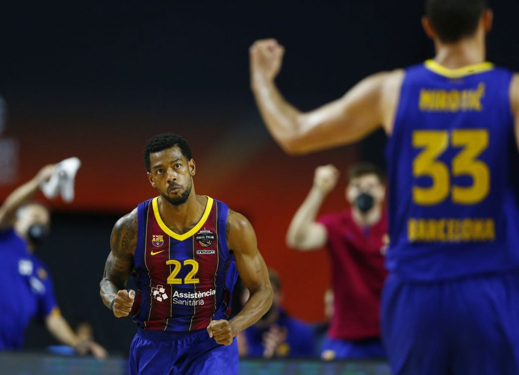 Barcelona sealed the NBA to return to the final  Sports