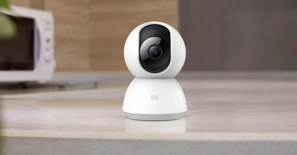 Xiaomi Mi 360 Security Camera with WiFi with its best display