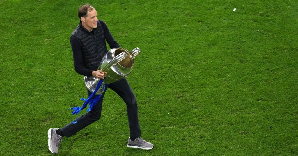 The phenomenon of Thomas Tuchel and a German school teacher with a teacher few people knows is sweeping Europe