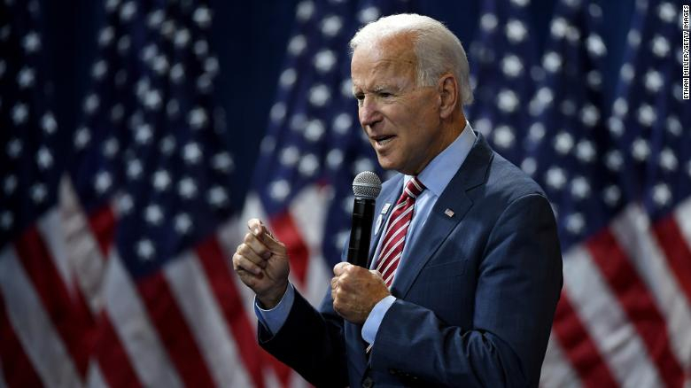 Biden proposes a $ 6 trillion budget to reinvent the ailing US economy