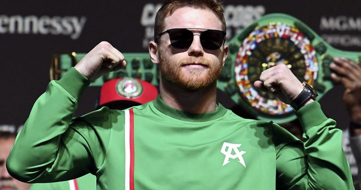 Canelo will return the United States to normal life;  There will be 70,000 fans against Saunders