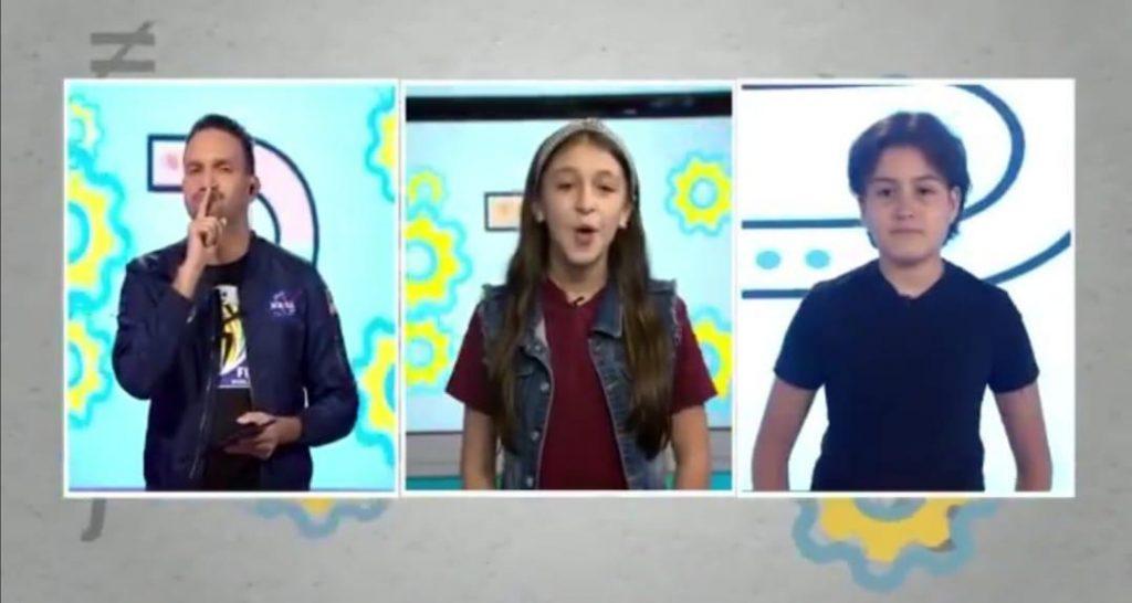 Children's Science Program in partnership with NASA