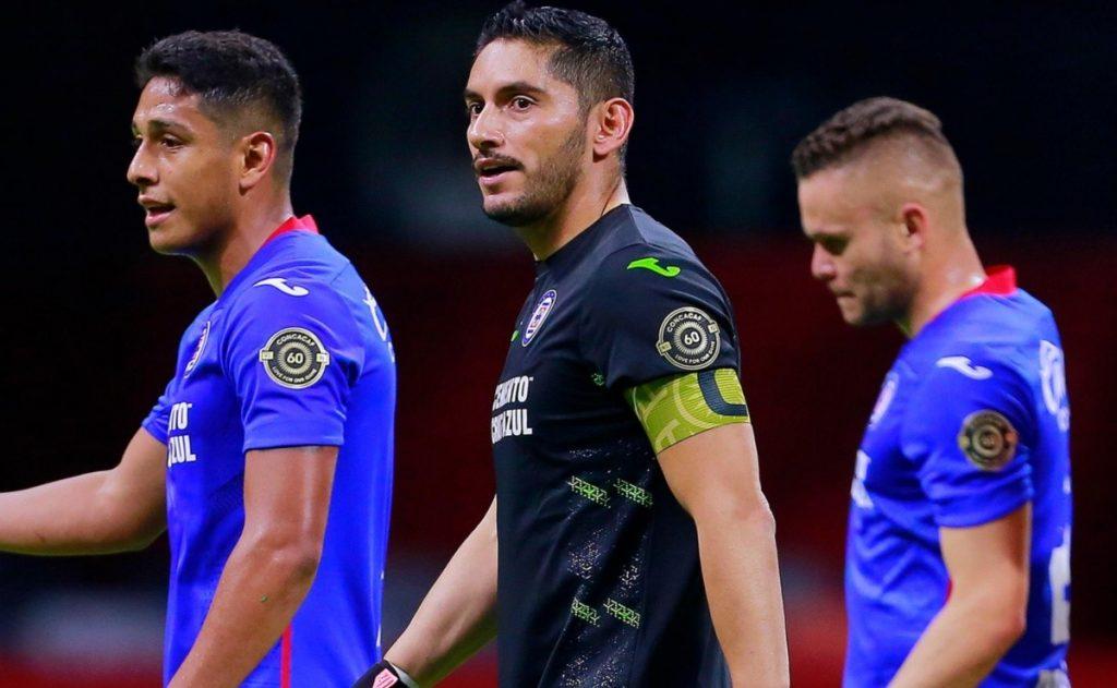Cruz Azul: Alvaro Davila admits La McKenna's debt and makes a promise