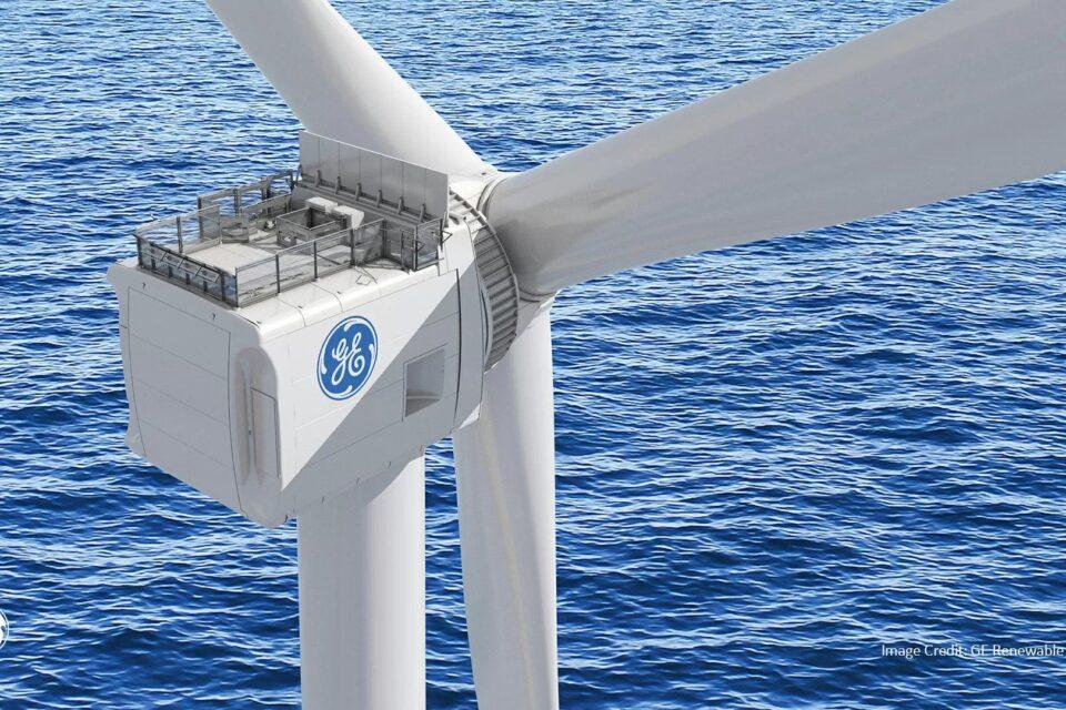 GE's giant Haliade-X turbine undergoes hurricane testing