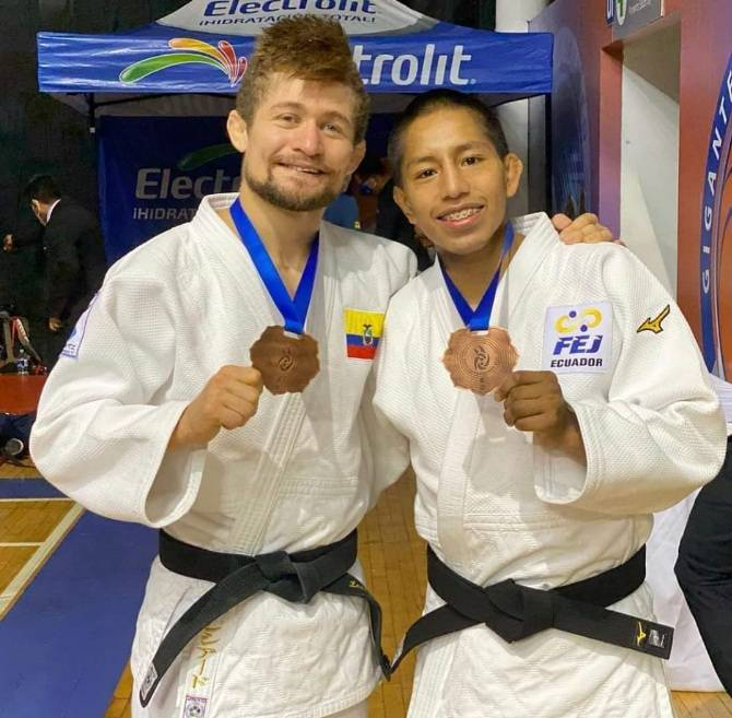 """Guayaquil, home to two international judo tournaments;  Points one to the Olympic """"ranking"""" 