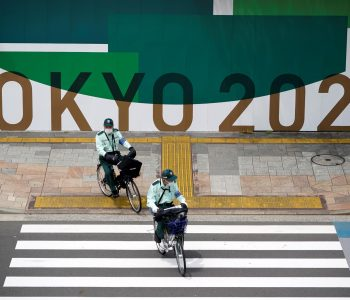 Japanese municipalities have suspended plans for athletes to host the Olympics.