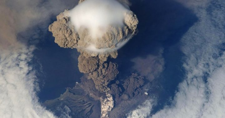 NASA warns of a massive volcano that could threaten the world