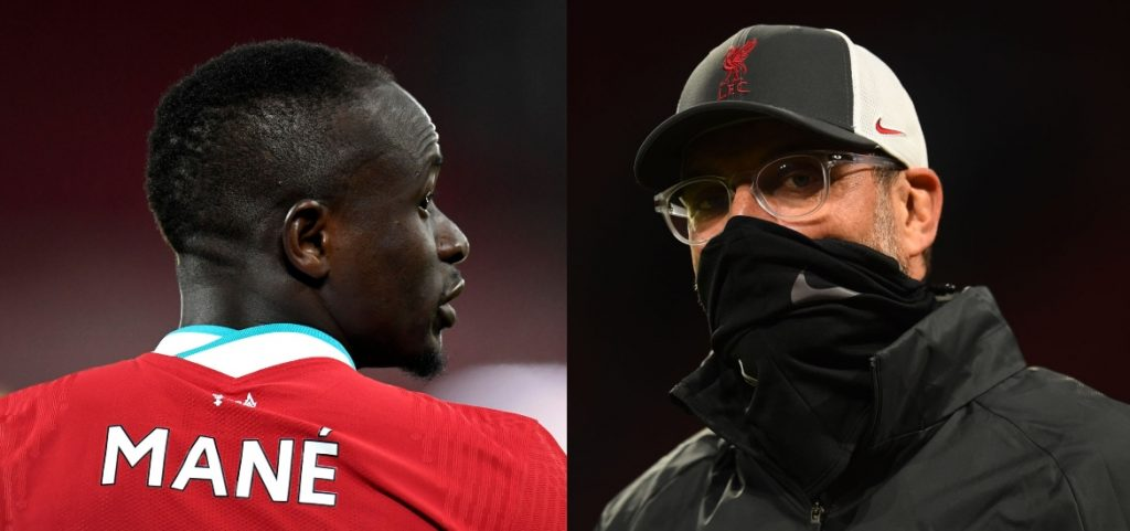 Network tension: Sadio Mane did not want to shake hands with Juergen Klopp after Liverpool's victory over Manchester United, and the German coach explained why this happened.