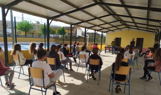 Nuevo programa sobre calidad el aire en aulas de Philips Foundation