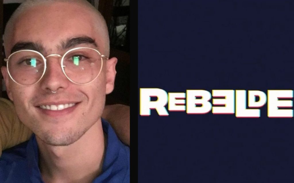 Sergio Mayer Morey Confesses to Hate RBD: Will Netflix Run It?  |  Video
