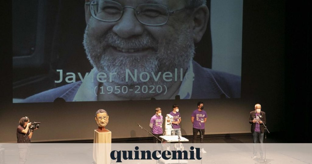 The Flag Day Awards in A Coruña will be named Javier Nouvel