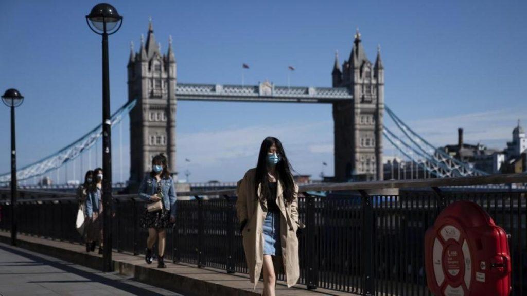 Coronavirus Reino Unido estudio investigación nueva variante cepa Londres