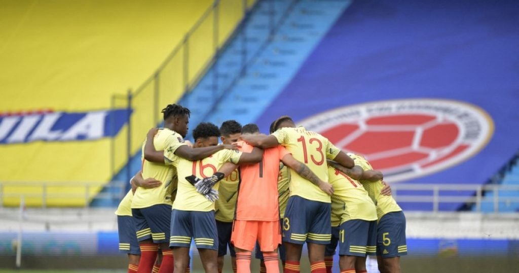 The odds match between Colombia and Argentina will be played in the United States of America.