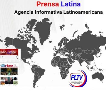 The third list of the main topics of Prensa Latina Day