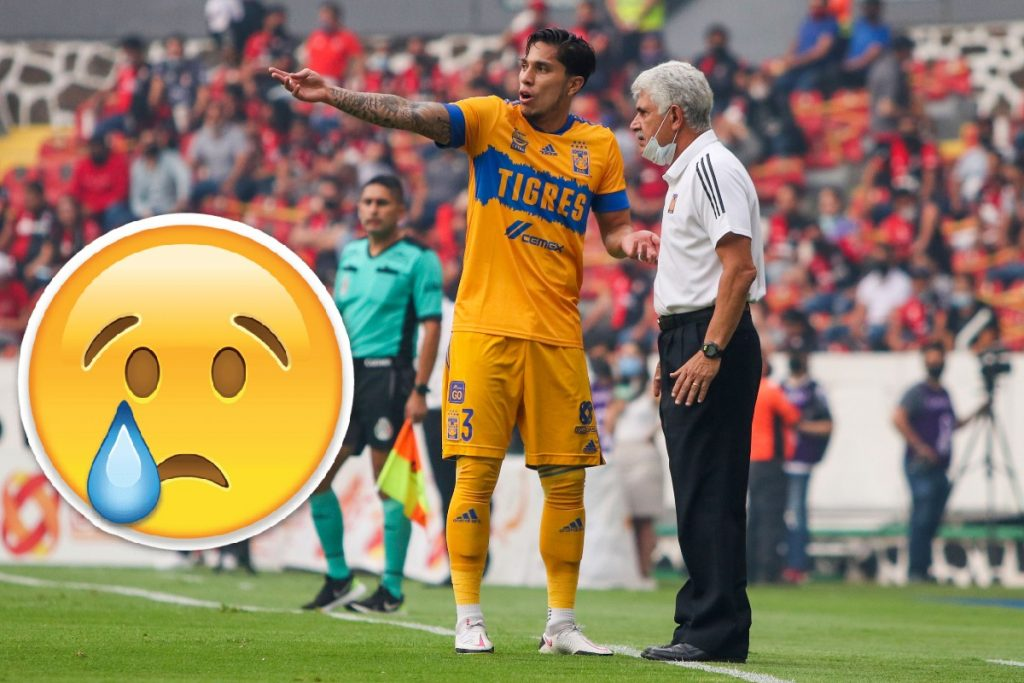 Toca says goodbye to Tigres against the club that brought him to Mexico: Atlas