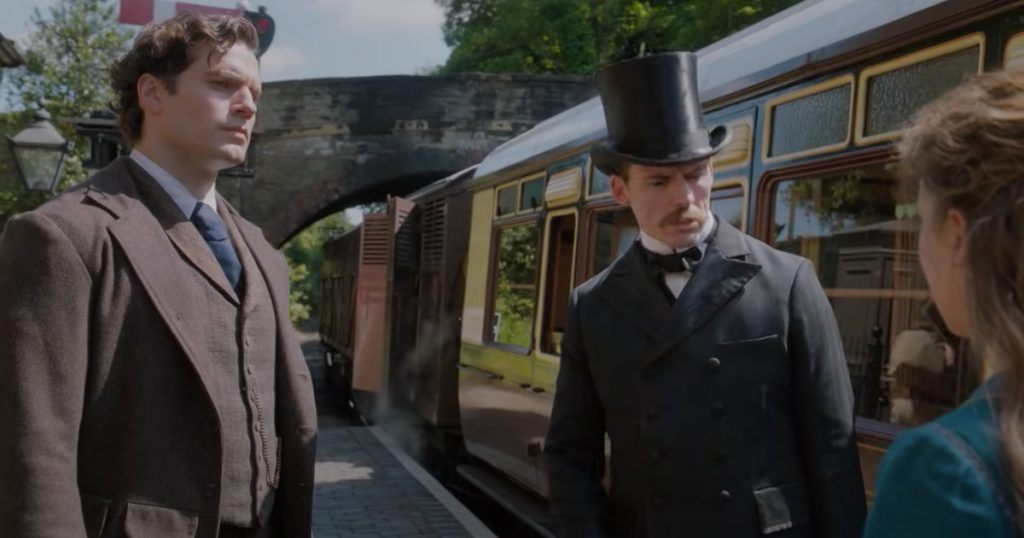 We have a sequel!  Netflix Confirms Enola Holmes 2 - The Financier