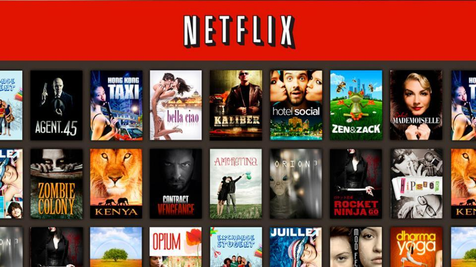Why is it difficult to choose a movie or series on Netflix?