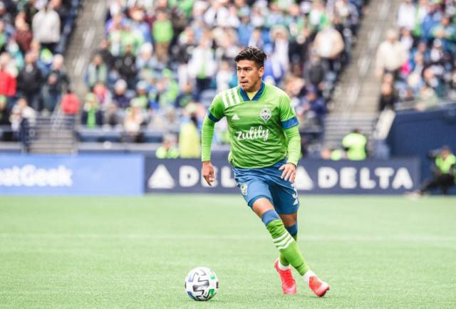 Xavier Arreaga leads the victory of the Sounders who are still leaders and are unbeaten