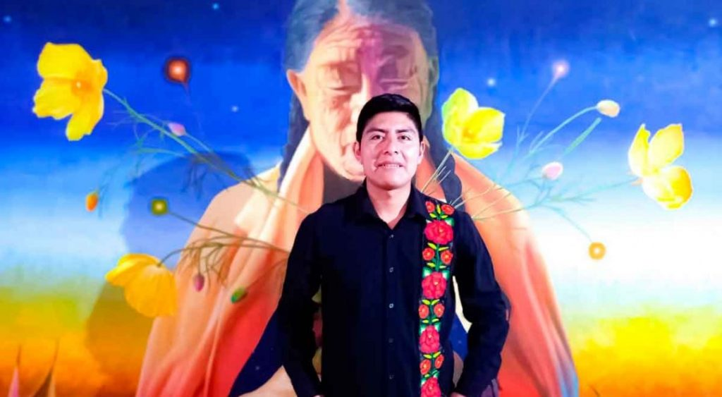 Zapotec Youth won a scholarship at Harvard University