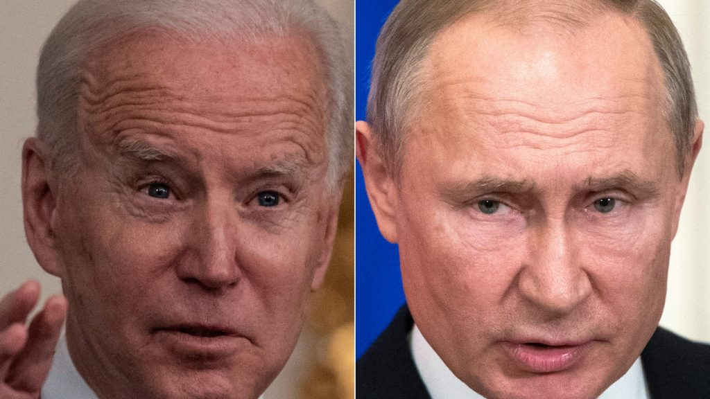 Joe Biden pledges to defend human rights during his meeting with Putin