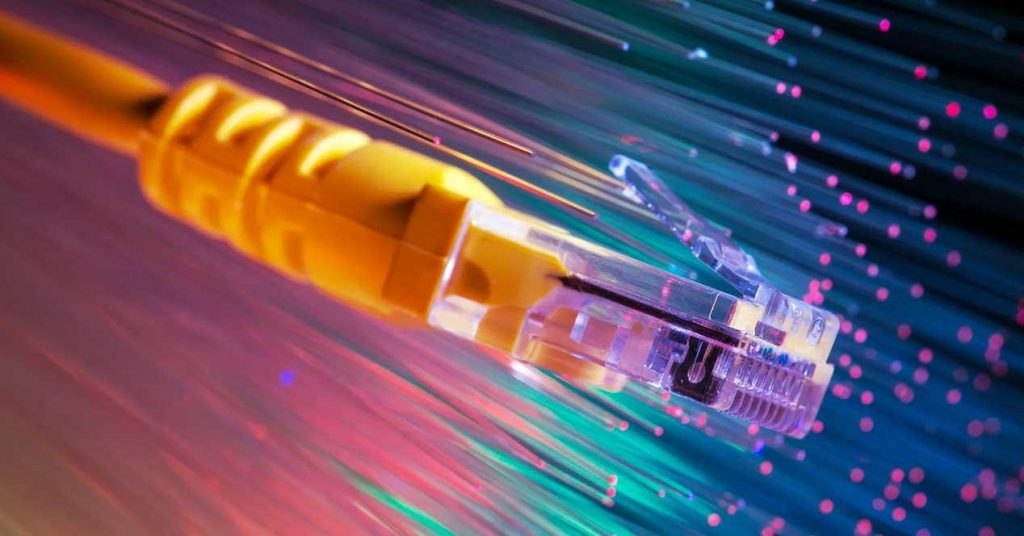 Create air-filled fiber optic cables up to 50% faster