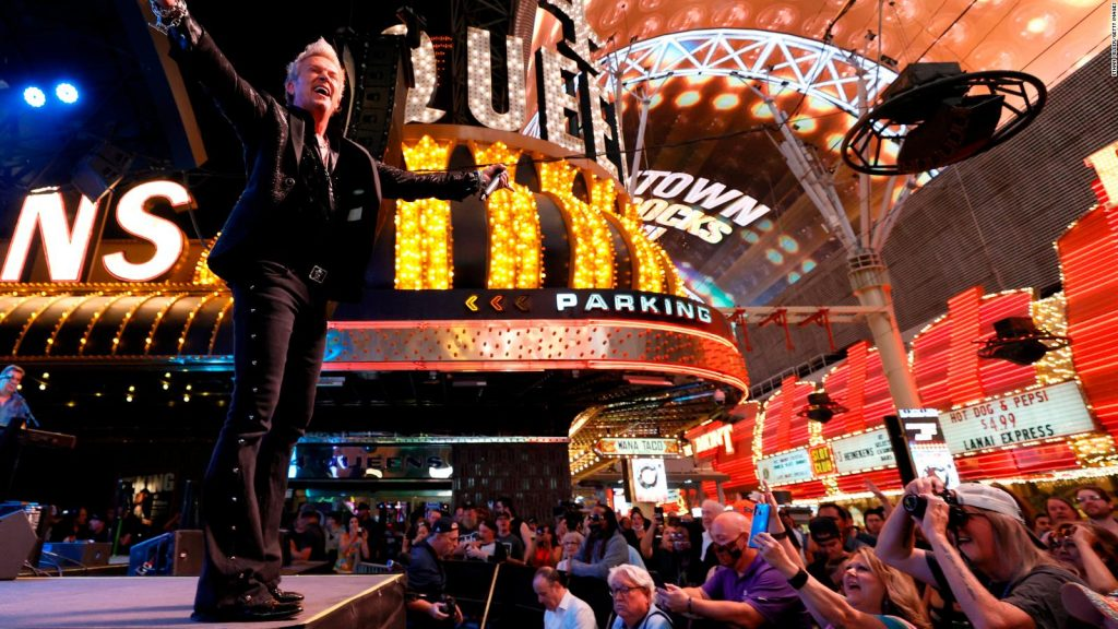 Las Vegas is preparing for a return to normalcy tourism before the pandemic