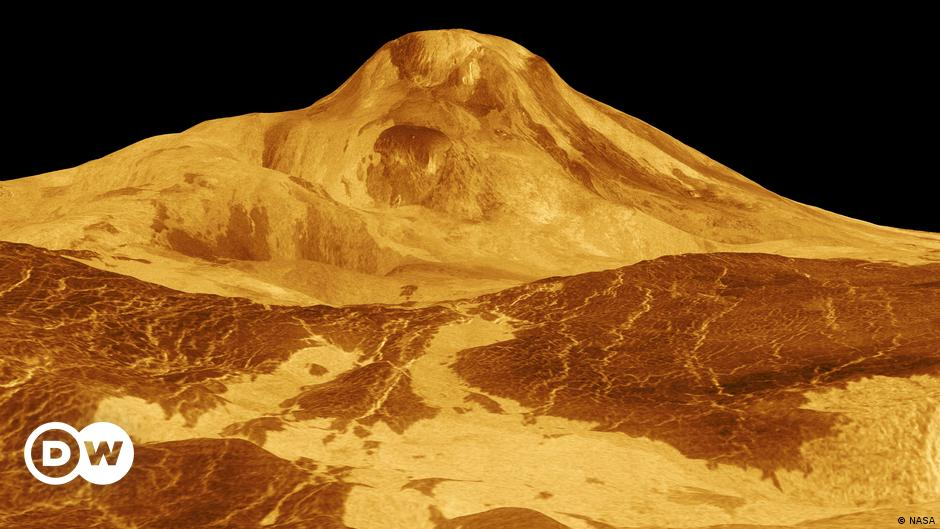 NASA announces two new exploratory missions to Venus    Science and Ecology    DW