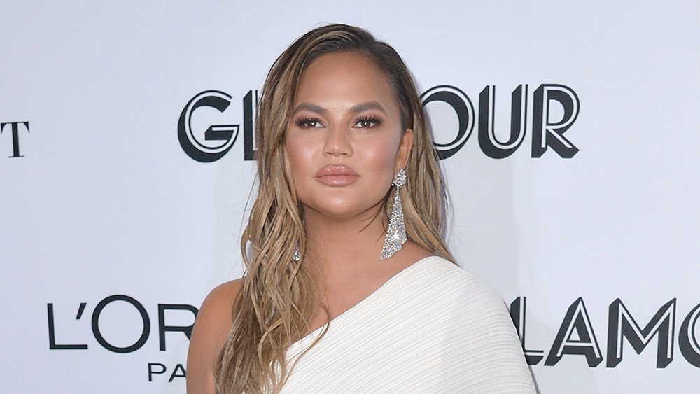 Chrissy Teigen Retires From Netflix Comedy After Controversy