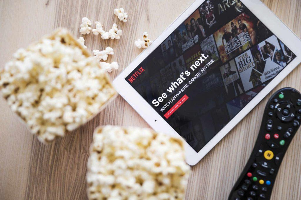 Check fatigue, Netflix virus