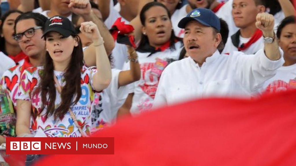 Nicaragua: US imposes sanctions on Daniel Ortega's daughter and three other officials after arresting opposition leaders