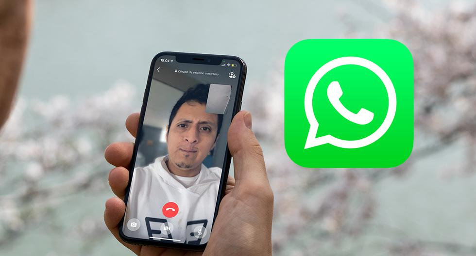 WhatsApp |  How to darken the background of video calls |  portrait mode |  Applications |  Applications |  camera |  iOS 15 |  iPhone |  Smartphone |  United States |  Spain |  Mexico |  NNDA |  NNNI |  SPORTS-PLAY