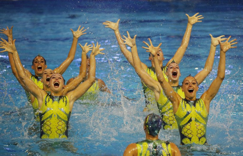 Spain's technical swimming team qualifies for Tokyo Olympics |  Sports
