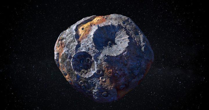 """El asteroide que supera en miles de veces el valor de la economía global podría ser una """"pila de escombros"""""""