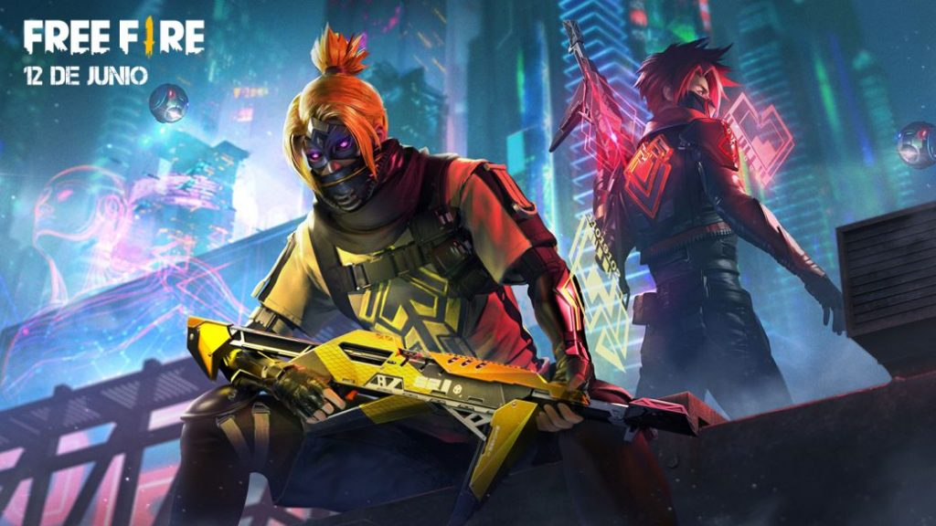 Free Fire codes today June 12, 2021;  All free rewards