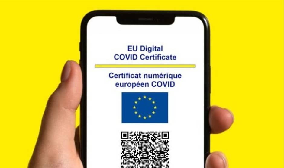 Owning a Covid passport is the new way to travel between countries / medical writing