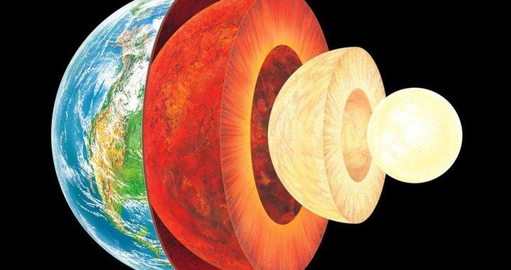 El extraño comportamiento del núcleo de la Tierra que científicos no saben explicar