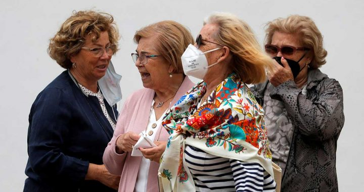 Spain bids farewell to the mask as of June 26