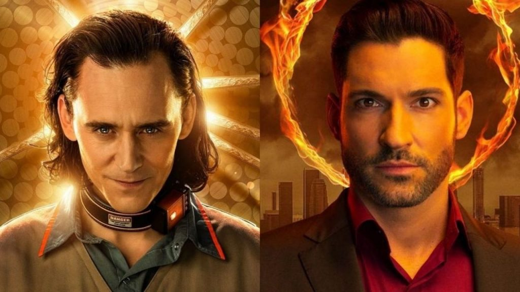Lucifer and Loki join in the same project?