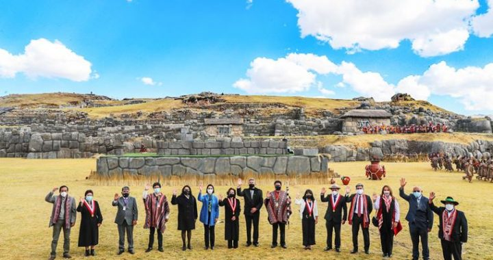 Sagaste in Cusco: We will leave the country in better conditions to move steadily towards a better future |  News