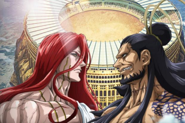 "Who will face next season of ""Shumatsu no Valkyrie: The Ragnarok Record""?  (Photo: Netflix)"