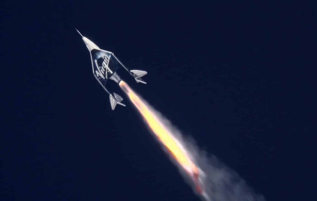 Virgin Galactic receives approval for commercial spaceflight