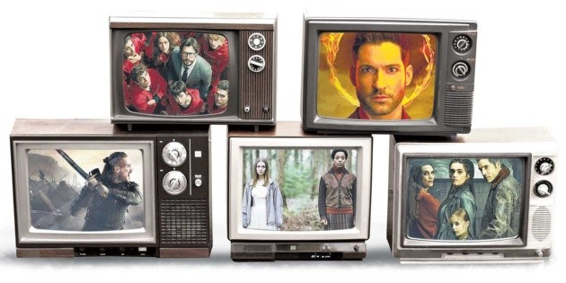 5 series saved by Netflix that are now your favorite المفضلة