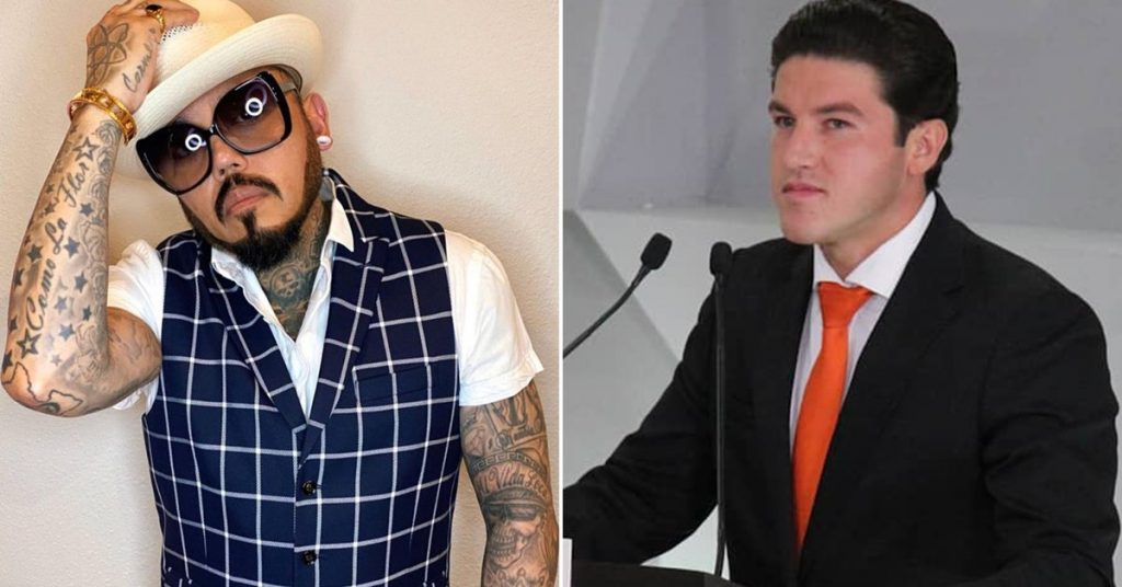AB Quintanilla has denied that he will be at the Samuel García event in Macroplaza