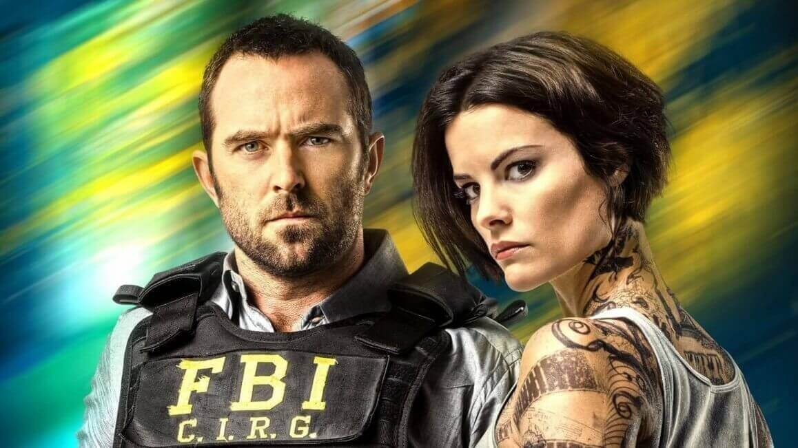 Are 'Blind Spot' Seasons 1-5 on Netflix?