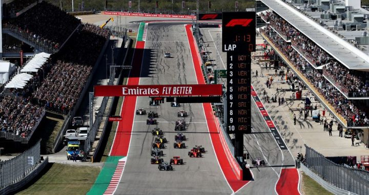 Austin opens the door for a potential double weekend